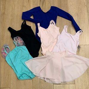 Other - Girls dance bundle